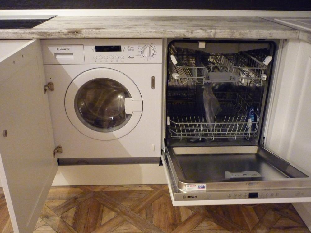 Белый кухонный гарнитур-Кухня из массива «Модель 218»-фото8