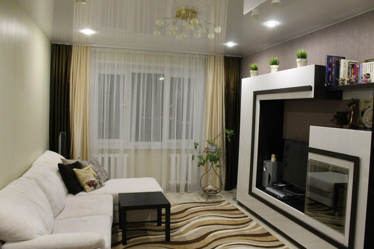 Гостиные-Стенка в гостиную «Модель 3»-фото2