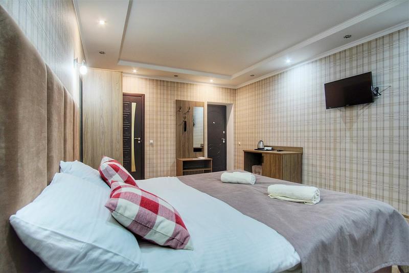 Торговая мебель-Мебель для гостиницы «Модель 226»-фото2