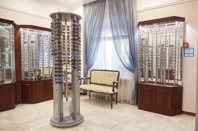 Торговая мебель-Мебель для оптики «Модель 206»-фото4