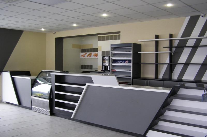Торговая мебель-Мебель для магазина «Модель 9»-фото1