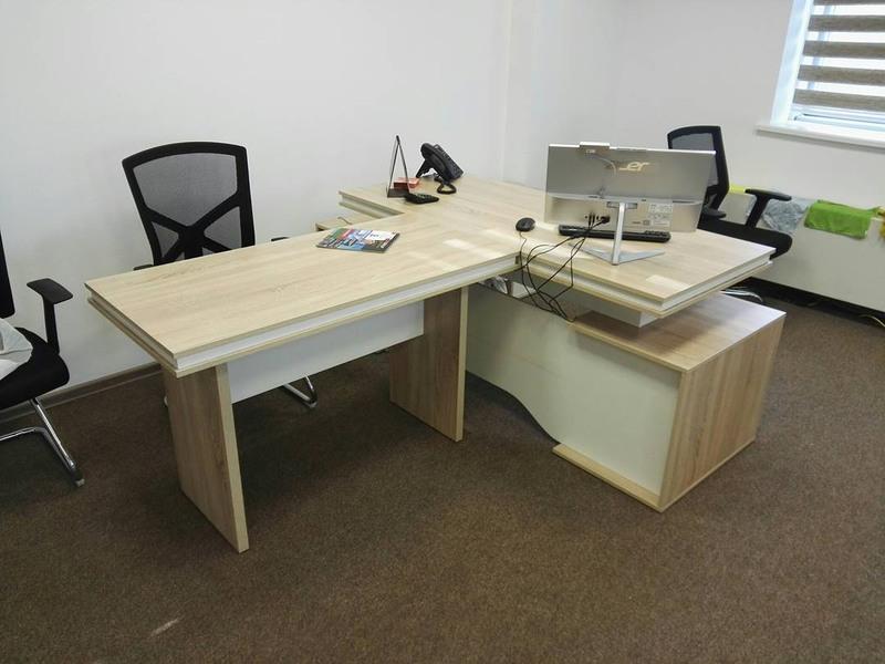 Офисная мебель-Офисная мебель «Модель 10»-фото7