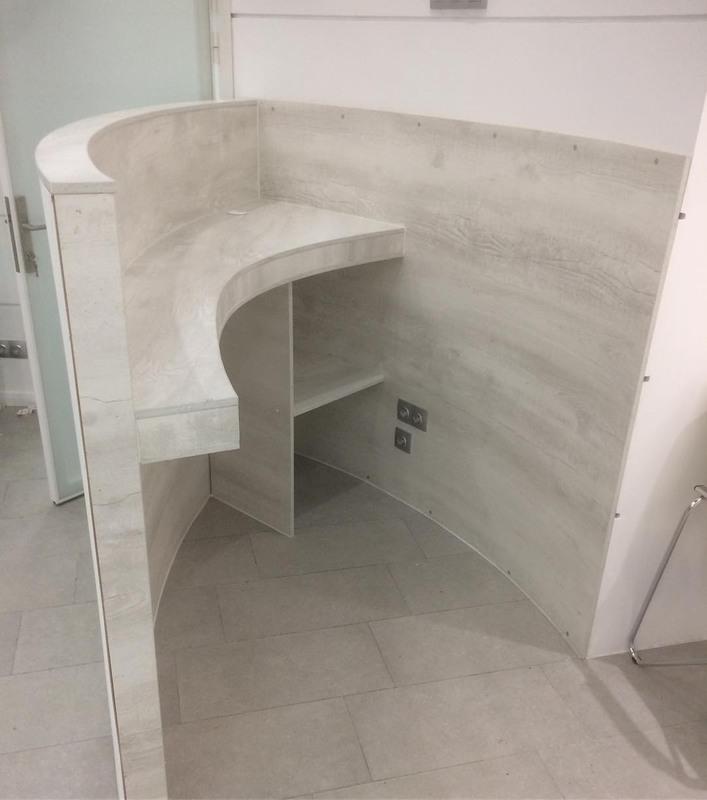 Офисная мебель-Офисная мебель «Модель 35»-фото1