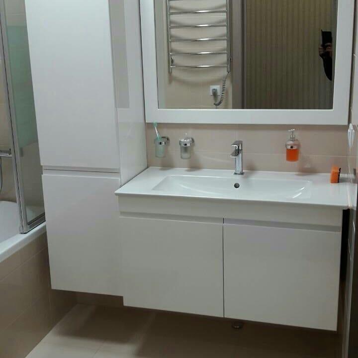 Мебель для ванной комнаты-Мебель для ванной «Модель 92»-фото1
