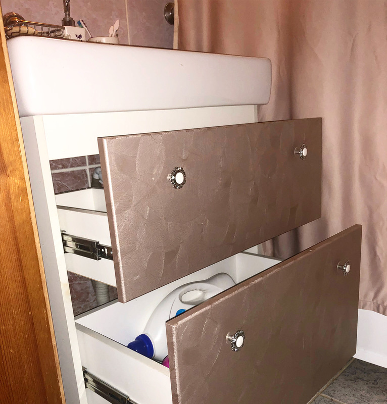 Мебель для ванной комнаты-Мебель для ванной «Модель 62»-фото2