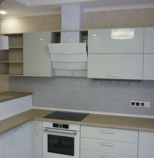 -Кухня из пластика «Модель 319»-фото15