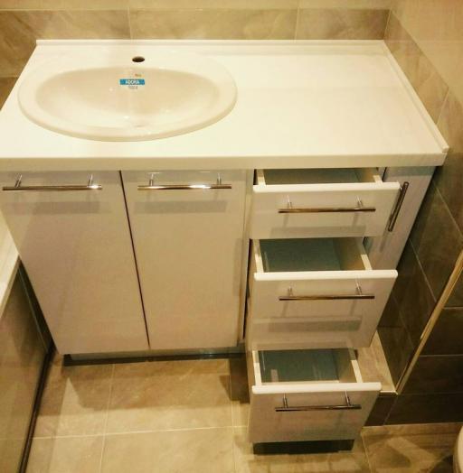 Мебель для ванной комнаты-Мебель для ванны «Модель 51»-фото2