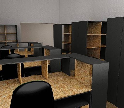 Офисная мебель-Офисная мебель «Модель 101»-фото2