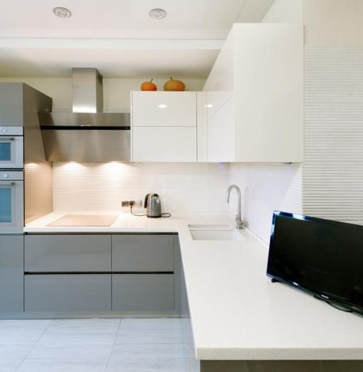 -Кухня из акрила «Модель 411»-фото19