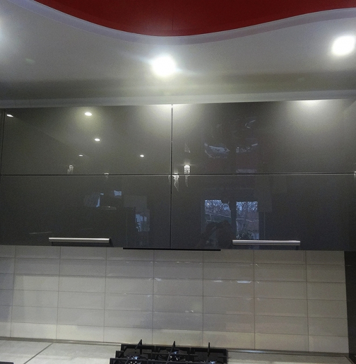 -Кухня из пластика «Модель 451»-фото18