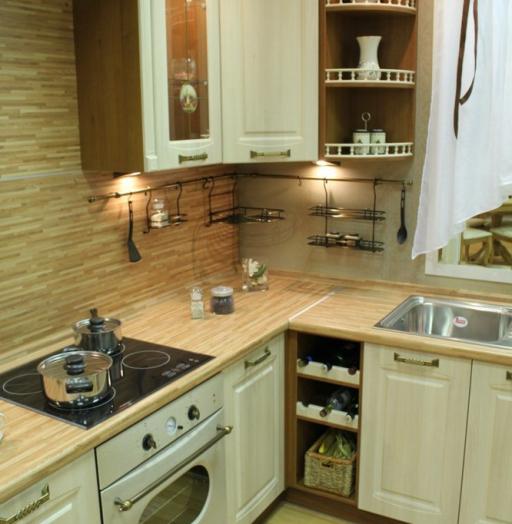 -Кухня МДФ в ПВХ «Модель 128»-фото28