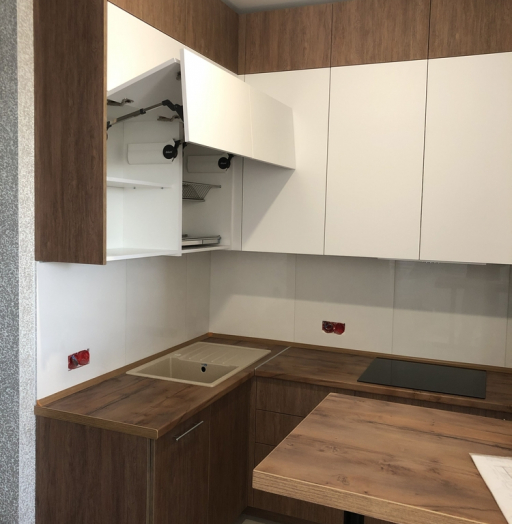 -Кухня МДФ в ПВХ «Модель 73»-фото20