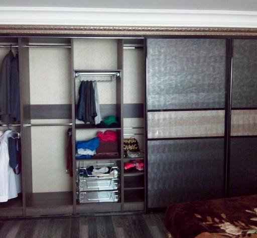 -Комбинированный шкаф-купе «Модель 26»-фото1