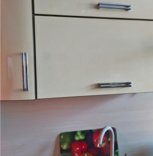 Глянцевые кухни-Кухня из шпона «Модель 344»-фото6