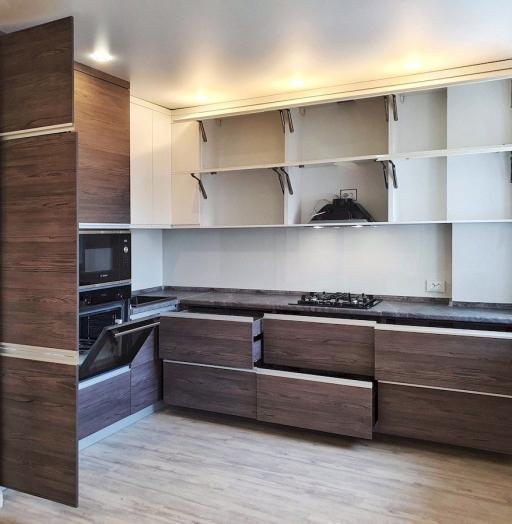 -Кухня из пластика «Модель 539»-фото20