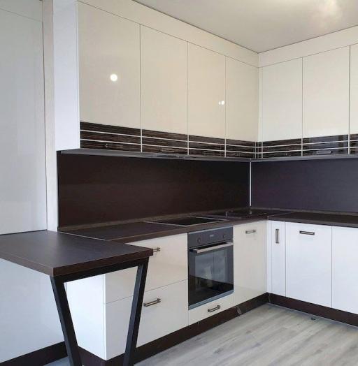 -Кухня из шпона «Модель 560»-фото27